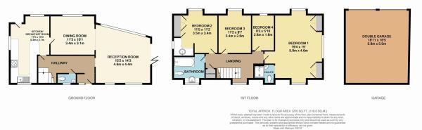 Mill House Floor Pla