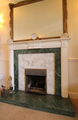 Fireplace Cameo Edit