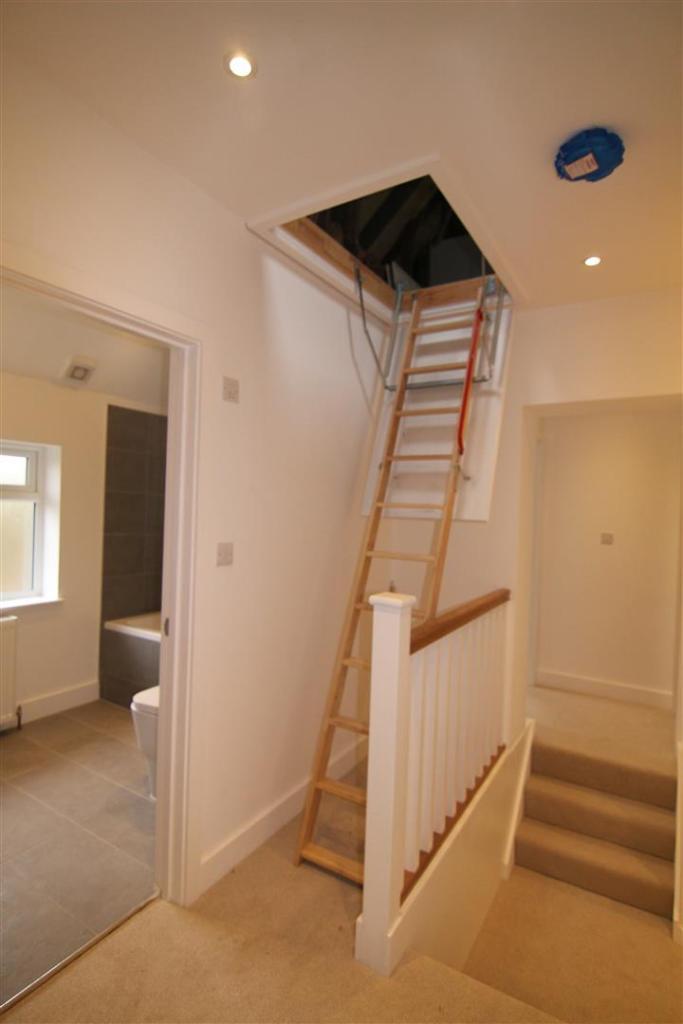 Access to Loft Room.