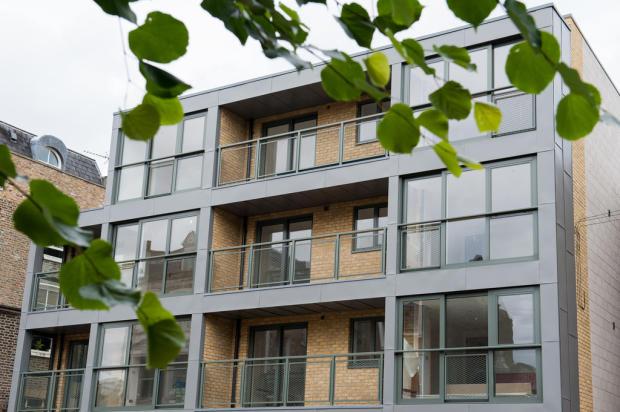 Aden Apartments, ...