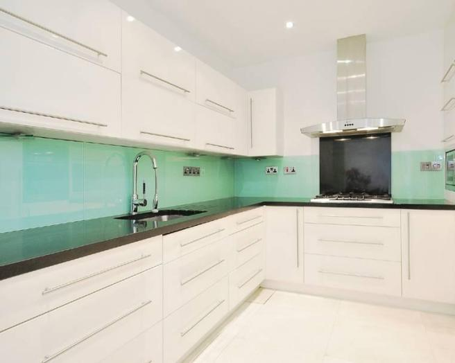 Glass Splashback Kitchen Design Ideas Photos