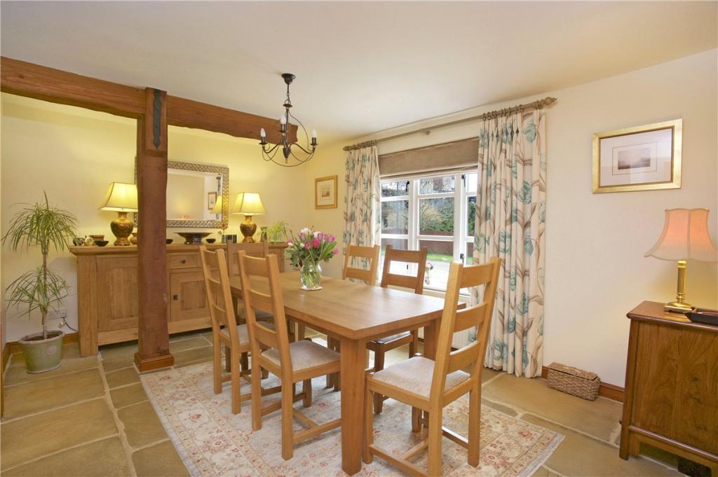 4 bedroom detached house for sale in the drive horton for Dining room northampton