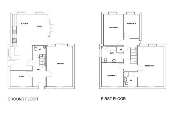 Plot 4 Floor Plan