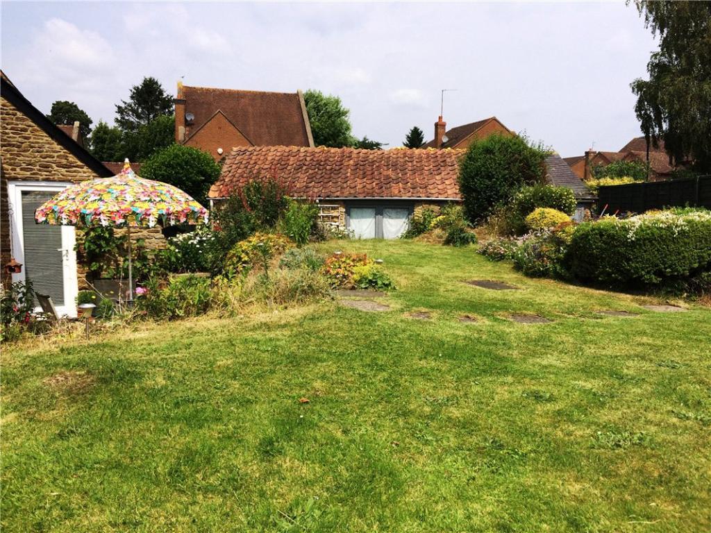 Stone Garden Barn