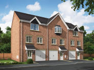 4 bedroom new development for sale in Sharp House Road, Leeds...