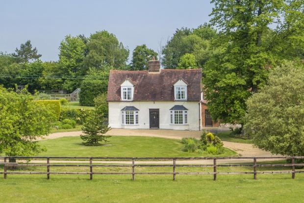 5 Bedroom Detached House For Sale In Suffolk Near Bury St