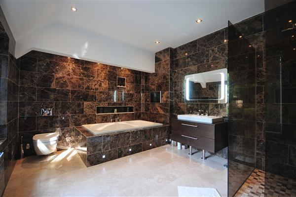Luxury En Suite Bathroom