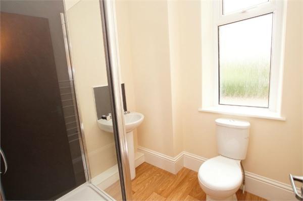 Flat 2, Shower Room