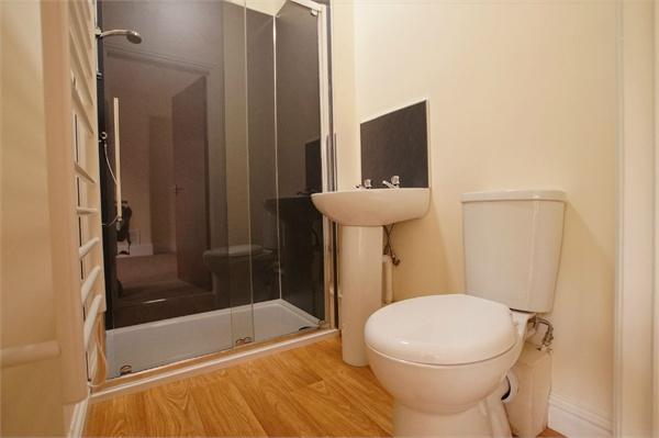 Flat 4, Shower Room