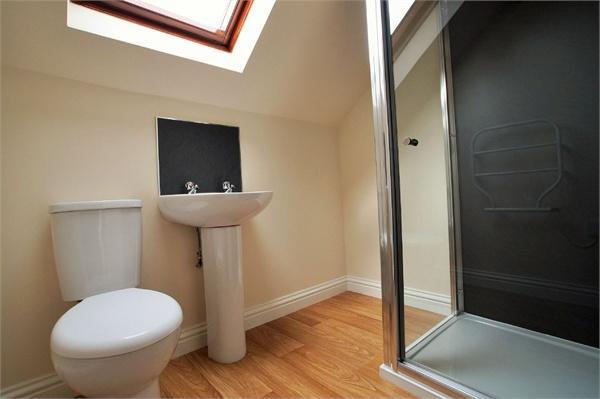 Flat 6, Shower Room
