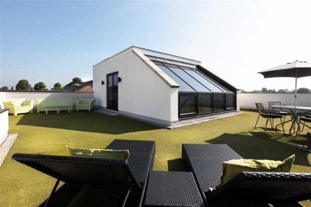 ROOF TERRACE PATIO