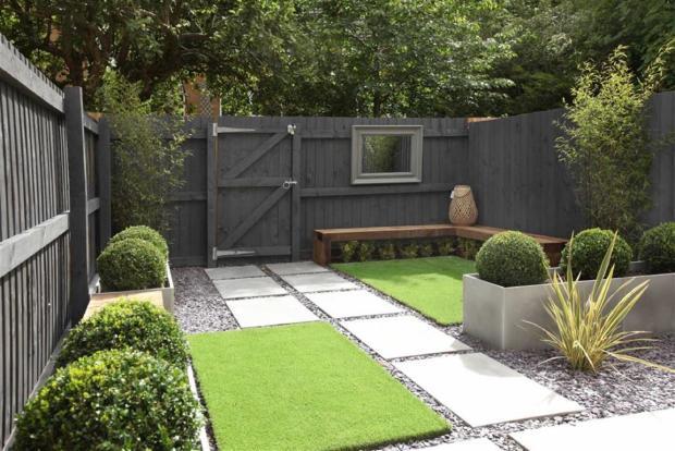 Garden - The Wrenbur
