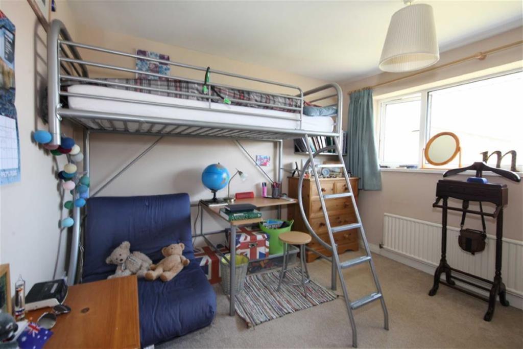 BEDROOM No. 2 (rear)