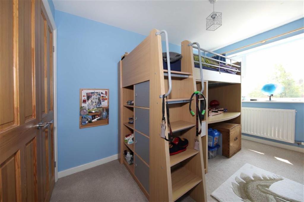 BEDROOM No. 3 (front