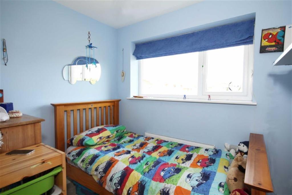 BEDROOM No. 4 (rear)