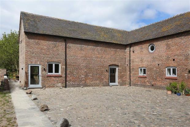 Barn No. 3 - £537,50