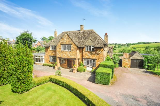 4 Bedroom Detached House For Sale In Welham Road Thorpe Langton Le16