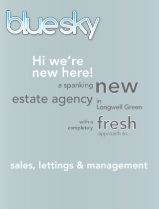 Blue Sky Estate Agents, Bristolbranch details