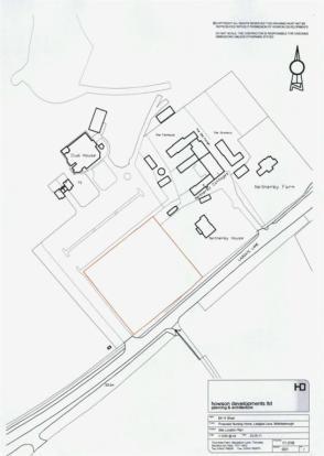 Exisitng Site Plan