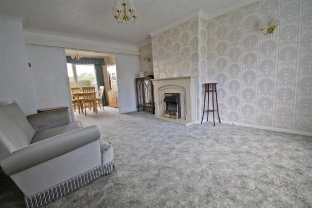 Lounge Through to Dining Rooms