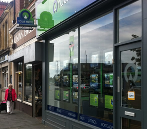 YOUR MOVE Lettings, Gosforthbranch details