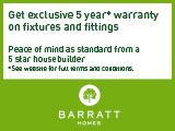 Barratt Homes, Foxglove Meadows