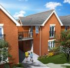 new development in Tinto Way, East Kilbride...