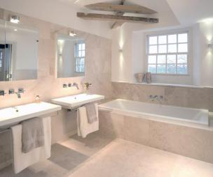 Beige Bath Tiles Design Ideas, Photos & Inspiration | Rightmove