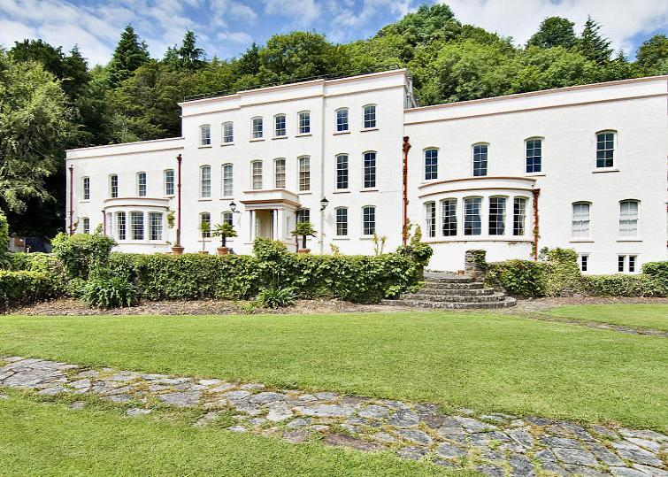20 bedroom detached house for sale in llanmiloe house carmarthenshire sa33