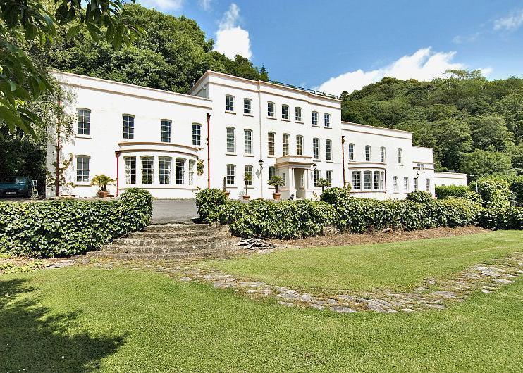 20 bedroom detached house for sale in llanmiloe house llanmiloe nr pendine carmarthenshire sa33