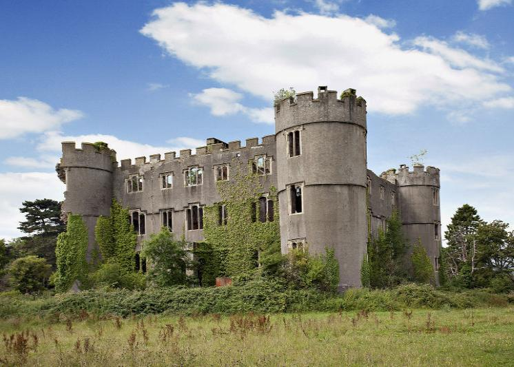 20 bedroom house for sale in Ruperra Castle, Lower Machen, Newport ...