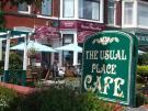 USUAL PLACE CAF  Restaurant to rent