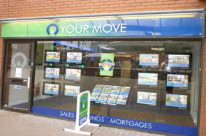 YOUR MOVE Lettings, Telfordbranch details