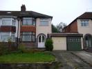 3 bed semi detached home to rent in Bibury Road, Birmingham