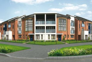 Brunton Village by Taylor Wimpey, Great North Park,
