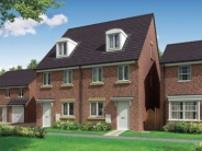 3 bed new development in Land at Chase Farm Drive...