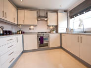 4 bed new property for sale in Land at Chase Farm Drive...