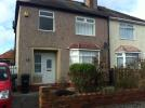 Eastville Avenue semi detached house to rent
