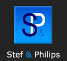 Stef & Philips Ltd, Palmers Green branch logo