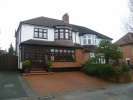 Southend Cresent semi detached house for sale