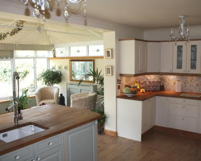 Kitchen extension design ideas photos inspiration for Extension to kitchen ideas