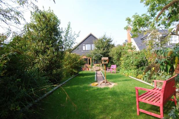 Rear Elevation/Garden