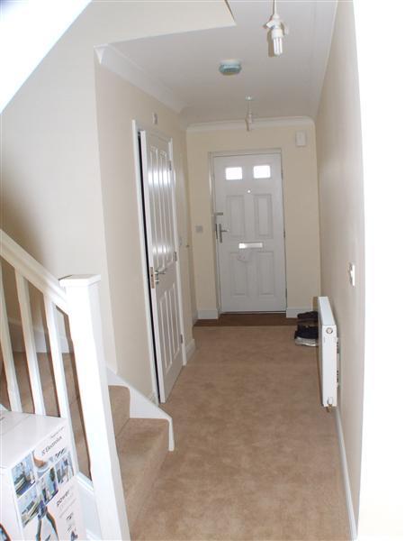 Entrance Hallway :