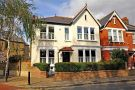 Half Moon Lane semi detached property for sale