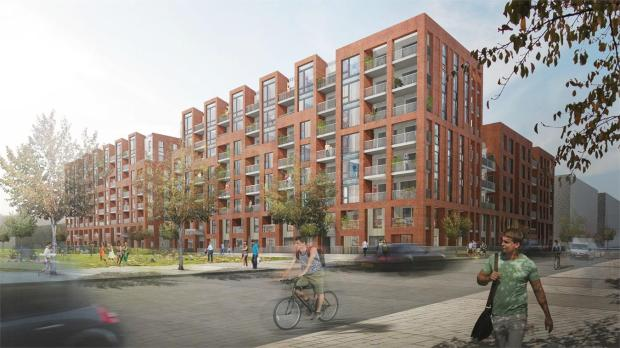 3 bedroom apartment for sale in reverence house  colindale