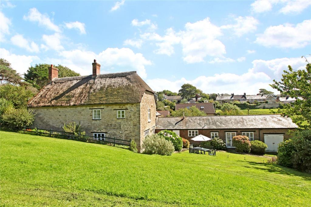 4 Bedroom Detached House For Sale In Lower Eype Farmhouse