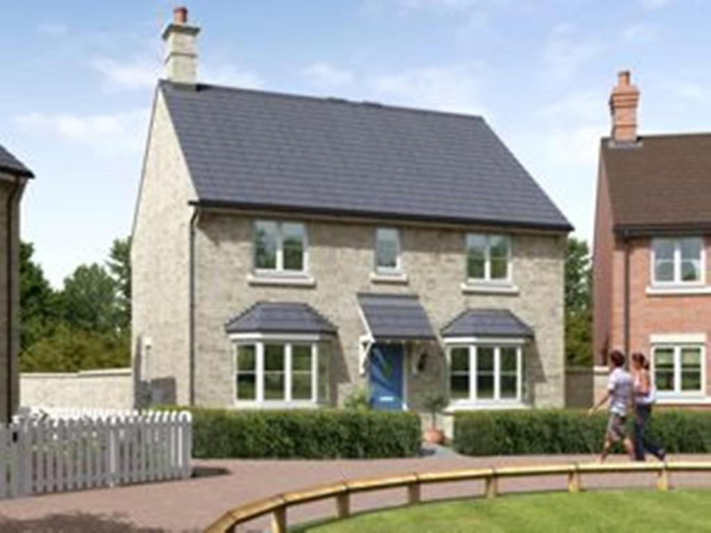 The Ridsdale, 4 bedroom house