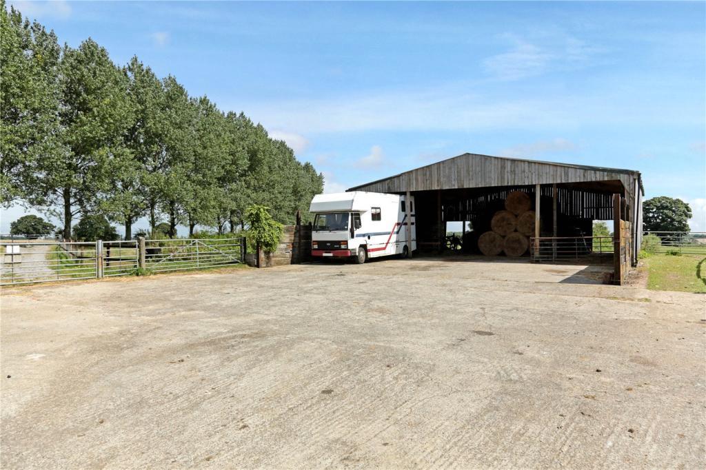Yard & Barn