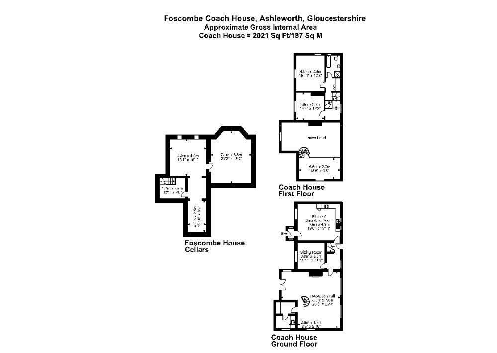 Ancillary Floorplan
