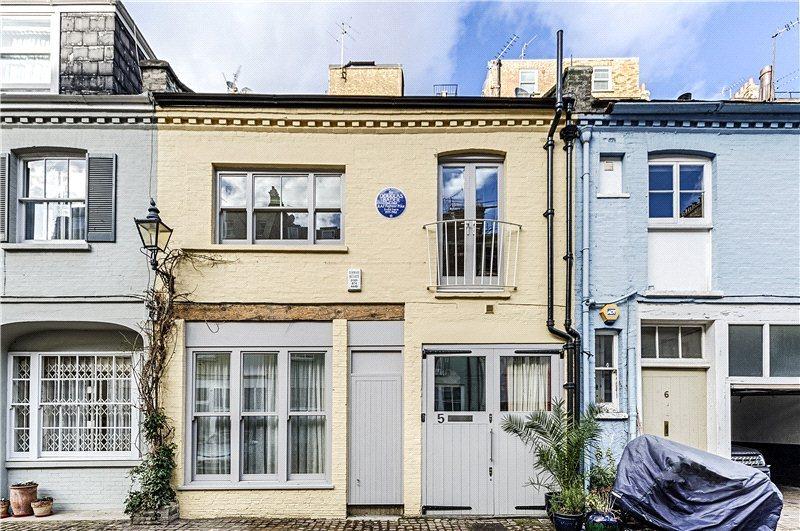 3 bedroom mews house for sale in petersham mews london sw7 for 15 selwood terrace south kensington london sw7 3qg